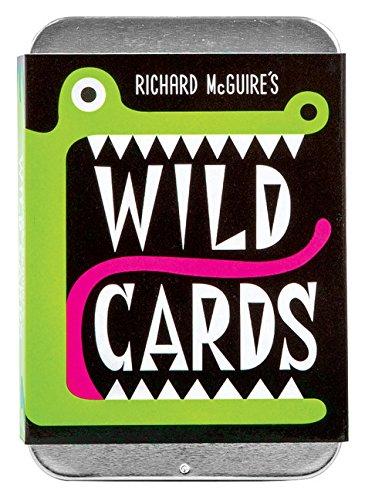 Richard McGuire's Wild Cards por Richard Mcguire