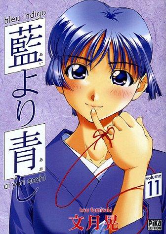 Bleu indigo, Tome 11 : par Kou Fumizuki