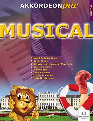 Musical aus der Reihe Akkordeon Pur: Akkordeon mit Text