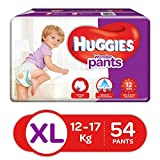 #7: Huggies Wonder Pants Extra Large Size Diapers (54 Count)
