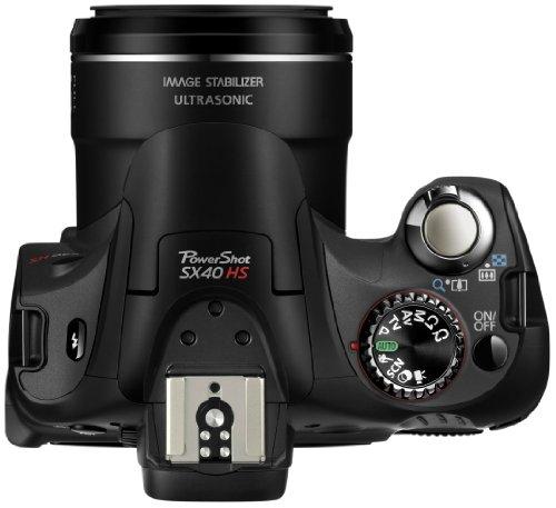 PowerShot SX40 HS Digitalkamera_5