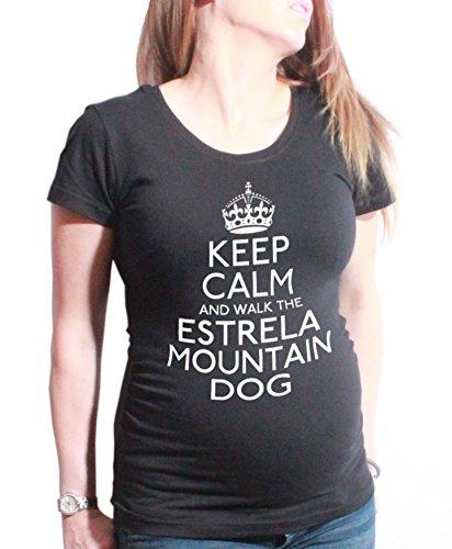 damen-mutterschaft-t-shirt-keep-calm-walk-dog-wahlen-sie-hundezucht-pastoral-group-christmas