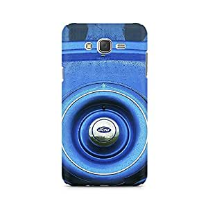 TAZindia Ford Premium Printed Case For Samsung Galaxy J1 Ace