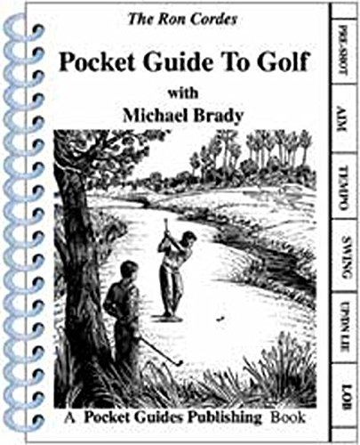 Pocket Guide to Golf por Ron Cordes