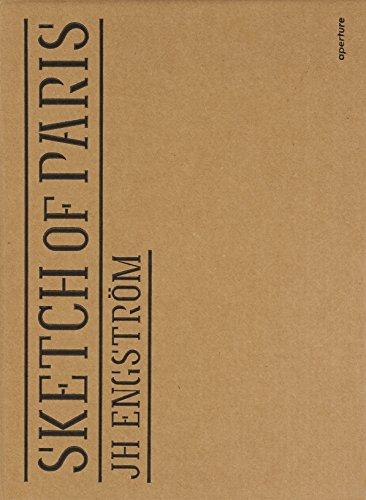 JH Engström: Sketch of Paris par JH Engström