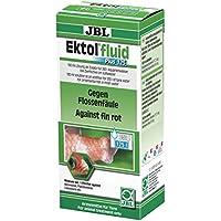 JBL Ektol fluid Plus 125 Heilmittel gegen Maul- und Flossenfäule für Aquarienfische, 100 ml