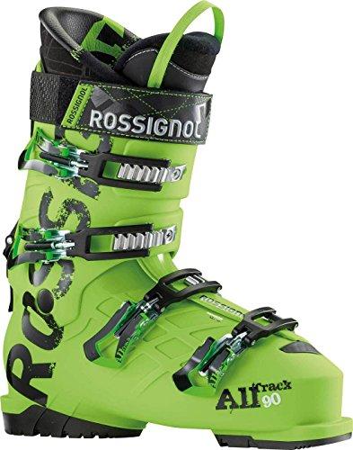 Rossignol Alltrack 90 - Botas de esquí unisex, color verde/negro, talla 30