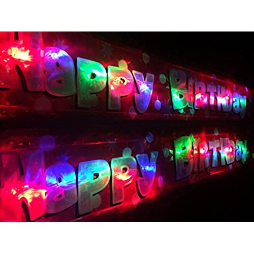 Glow In The Dark Party Supplies Amazoncouk