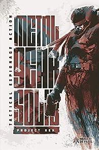Metal Gear Solid. Project Rex par Kris Oprisko