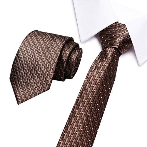 LINJIFE Gute Qualität Grau Gestreifte Männer Krawatte 100% Seide Jacquard Gewebt Krawatte Gravata Corbatas Tie Set 91 -