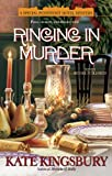 Ringing in Murder (Holiday Pennyfoot Hotel Mysteries)