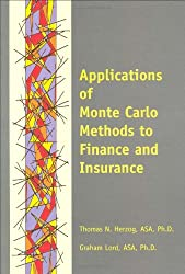 Applications of Monte Carlo Methods to Finance and Insurance