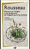 Discours sur l'origine et les fondements de l'inégalité parmi les hommes