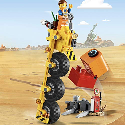 LEGO MOVIE 2 - Le Tricycle d'Emmet ! - 70823 - Jeu de construction