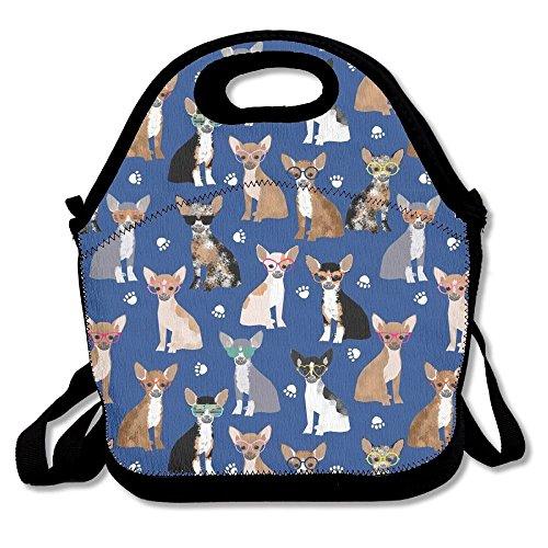 Windcan-Tasche für Chihuahua, Sonnenbrille, Sommer, Hund, für Schule, Arbeit, Outdoor