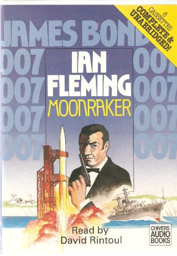 Moonraker.Complete unabridged audio book
