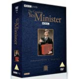 The Complete Yes Minister - Series 1-3
