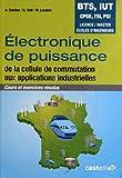 Electronique De Puissance Best Deals - Electronique de puissance - Cours et exercices résolus