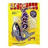 10x52g Taro Thailändisches Fish Snack Spicy Flavor (gelb)