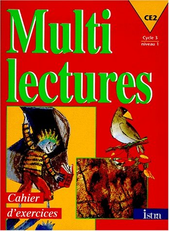 Multilectures, CE2. Cahier dexercices