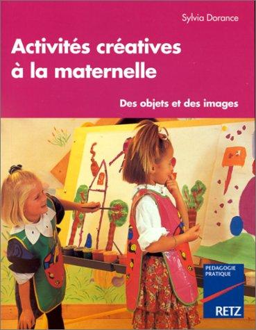 Activités créatives à la maternelle