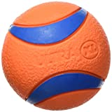Chuckit! 170401 Ultra Ball Pelota para Perros Compatible con el Lanzador, XL