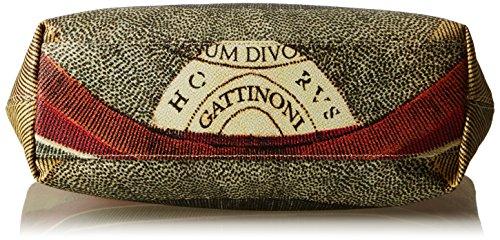 GATTINONI Gacpu0000106, sac bandoulière Multicolore (Classico)