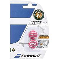 Babolat Schlägerzubehör Loony Damp French Open 2er Pack, 700036-156
