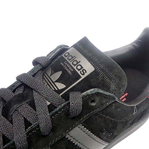adidas Campus, Scarpe da Fitness Uomo nero (Negbas/Negbas/Rojtac)