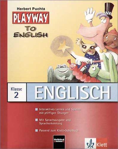 Playway to English 2. CD-ROM für Windows 98/(SE)ME/NT 2000/XP: Interaktives Lernen und Spielen mit pfiffigen Übungen. Ab 6 Jahren. Lehrwerk für den Englischunterricht an Grundschulen, in Kinderkursen, an Volkshochschulen und Familienbildungsstätten
