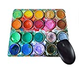 Paintbox Water color box tappetino per mouse pad
