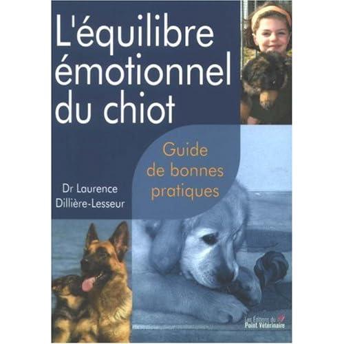 L'équilibre émotionnel du chiot : Guide de bonnes pratiques