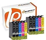 Bubprint 10 Druckerpatronen kompatibel für Epson T2991 - T2994 29XL für Expression Home XP-235 XP-245 XP-247 XP-332 XP-335 XP-342 XP-345 XP-432 XP-435