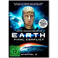 Earth: Final Conflict - Staffel 3