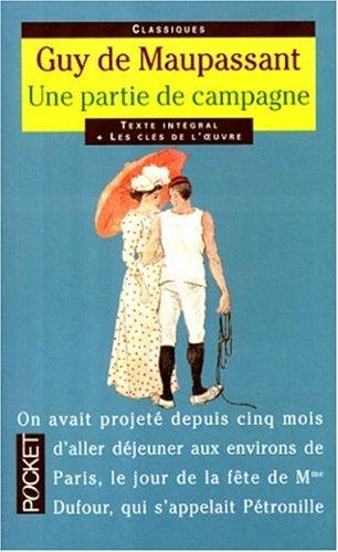 PARTIE DE CAMPAGNE par GUY DE MAUPASSANT