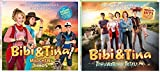 Bibi & Tina - Original Filmmusik/Soundtrack 3+4 zum Kinofilm im Set - Deutsche Originalware [2 CDs]