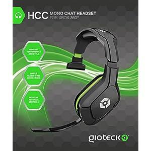 HCC wired Mono Headset für Xbox 360Xbox One [Xbox 360Xbox One ]