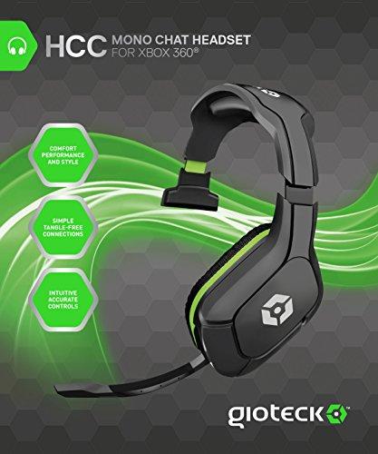 HCC wired Mono Headset für Xbox 360Xbox One [Xbox 360Xbox One ] Kopfhörer Für Xbox 360