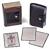 Pocket Compendium: Tome of Corruption - Individuelles RPG-Objekt, Zauberbuch und Referenzkartenhalter - Tischkartenspiel Fantasy-Spiel Anfänger Zubehör - inkl. 54 Spielkarten in Poker-Größe