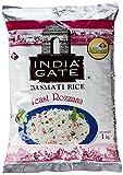 #8: India Gate Basmati Rice Pouch, Feast Rozzana, 1kg