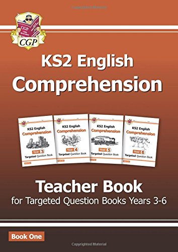 KS2 English Targeted Comprehension