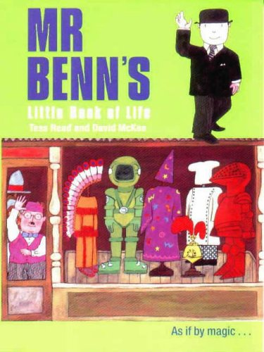 Mr Benn's Little Book of Life