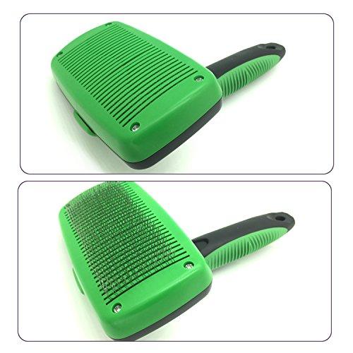 Zoom IMG-1 toelettatura professionale pietypet autopulente spazzola