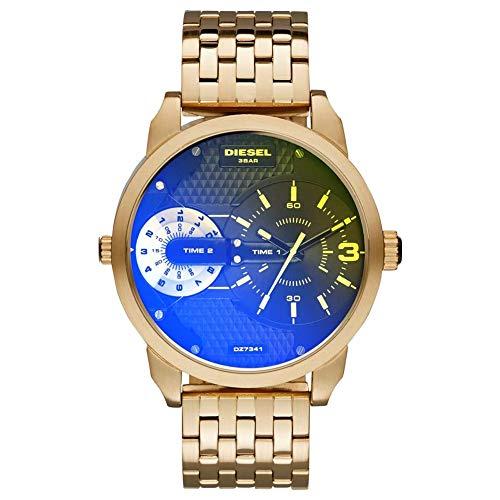 Diesel - DZ7341 - Montre Homme - Quartz - Analogique - Bracelet Acier Inoxydable doré