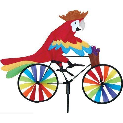 Premier Kites - Windspiel Papagei jr. / Biker Parrot jr. - 50 x 48 x 105 cm -