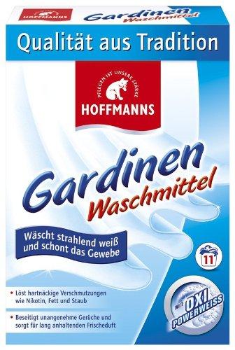 Hoffmanns Gardinen Waschmittel mit Oxi Powerweiss, 660g