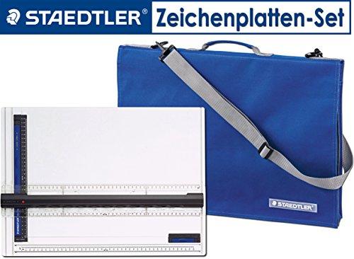 Staedtler LR 661Zeichenplattentasche mit Griff, für Zeichenplatten DIN A3+ Zeichenbrett