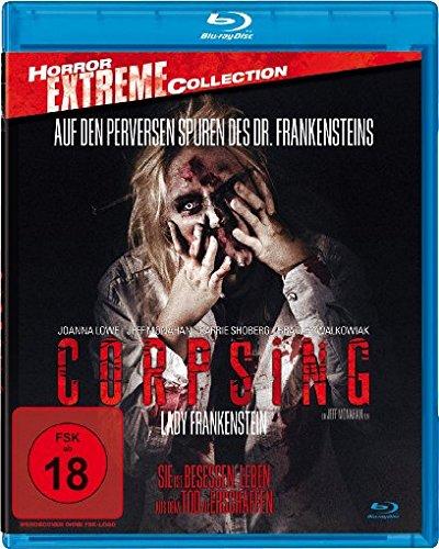 Corpsing - Lady Frankenstein [Blu-ray] Lady Frankenstein