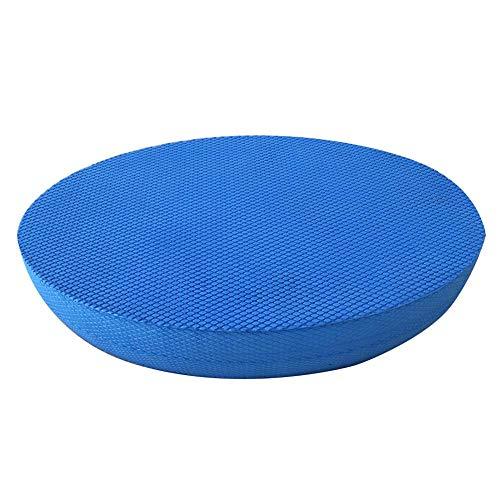 Etanby Yoga Balance Pad inkl Wackel-Kissen Schaumstoff-Pad Balance-Kissen Fitness-Pad Gymnastik-Kissen.Fitness Workout Ideal zum Training von Gleichgewicht, Stabilität und Koordinationstraining