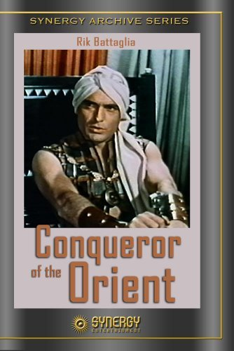 Conqueror Of The Orient by Gianna Maria Canale